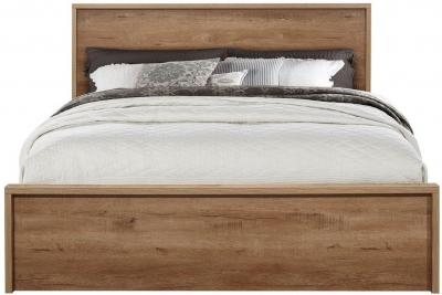 Birlea Stockwell Oak Bed