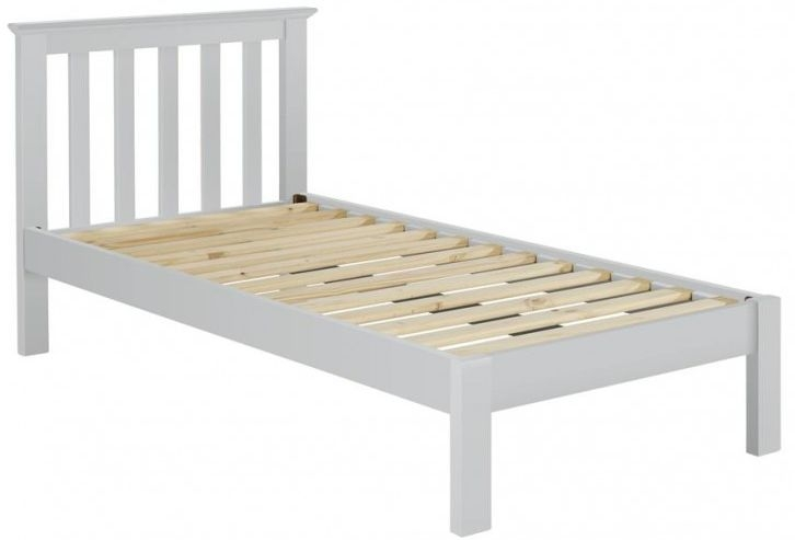 Suffolk Dove Grey Bed