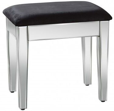 Birlea Valencia Mirrored Stool