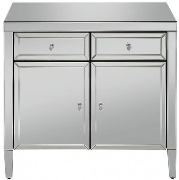 Birlea Valencia Mirrored Sideboard