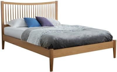 Birlea Berwick Oak Bed