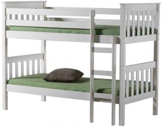 Birlea Seattle Ivory Bunk Bed
