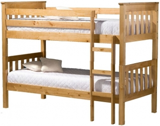 Birlea Seattle Pine Bunk Bed