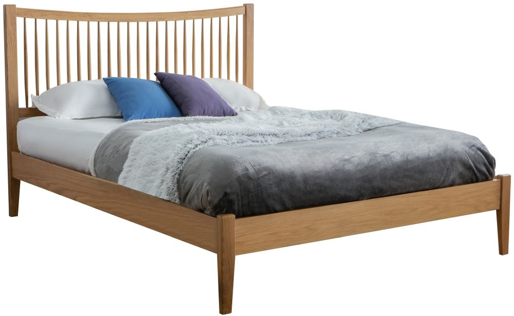 Birlea Berwick Oak Bed
