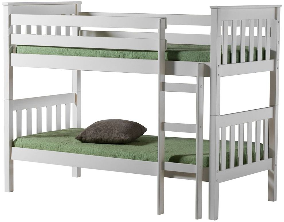 Buy birlea seattle ivory bunk bed online cfs uk for Furniture assembly seattle
