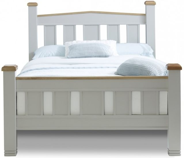 Birlea Woodstock Grey Bed