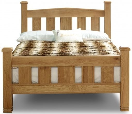Birlea Woodstock Oak Bed