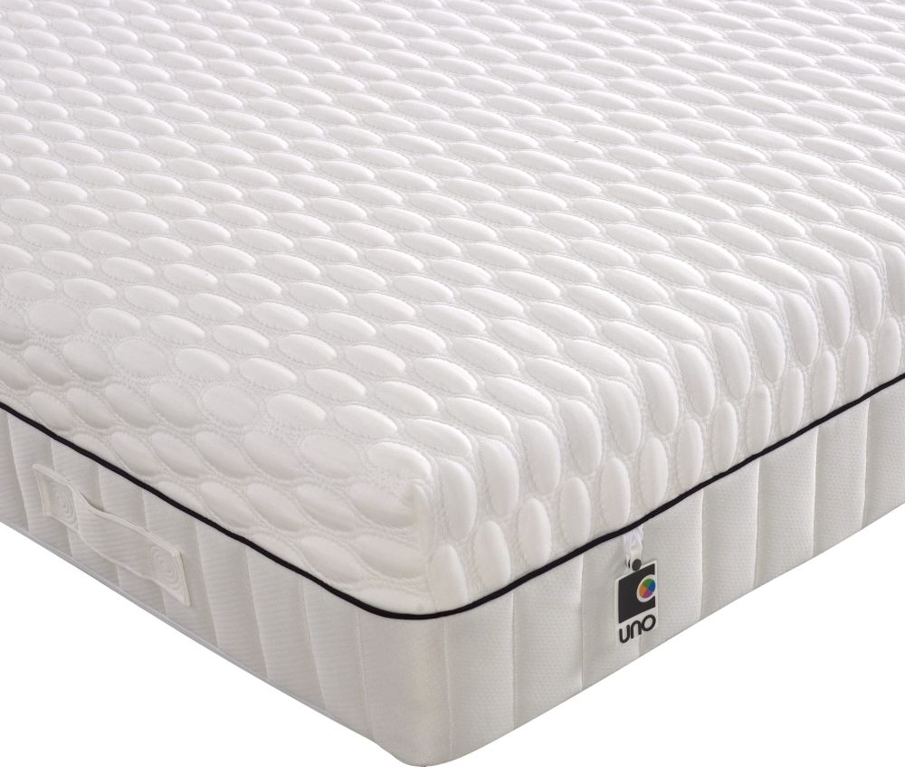 Breasley UNO Breathe 25cm Deep Memory Mattress