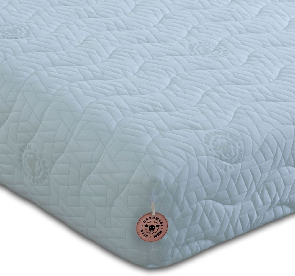Breasley UNO Spirit 1000 Pocket Spring 25cm Deep Mattress