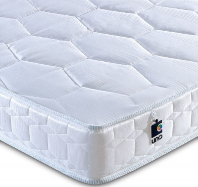Breasley UNO Deluxe Firm 14cm Deep Mattress with Hycare Technology - 4ft Small Double