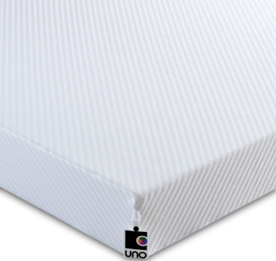 Breasley UNO Junior 14cm Deep Mattress with Fresche Technology - 4ft Small Double