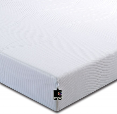 Breasley UNO Vitality Plus 20cm Deep Mattress with Adaptive and Fresche Technology - 4ft 6in Double