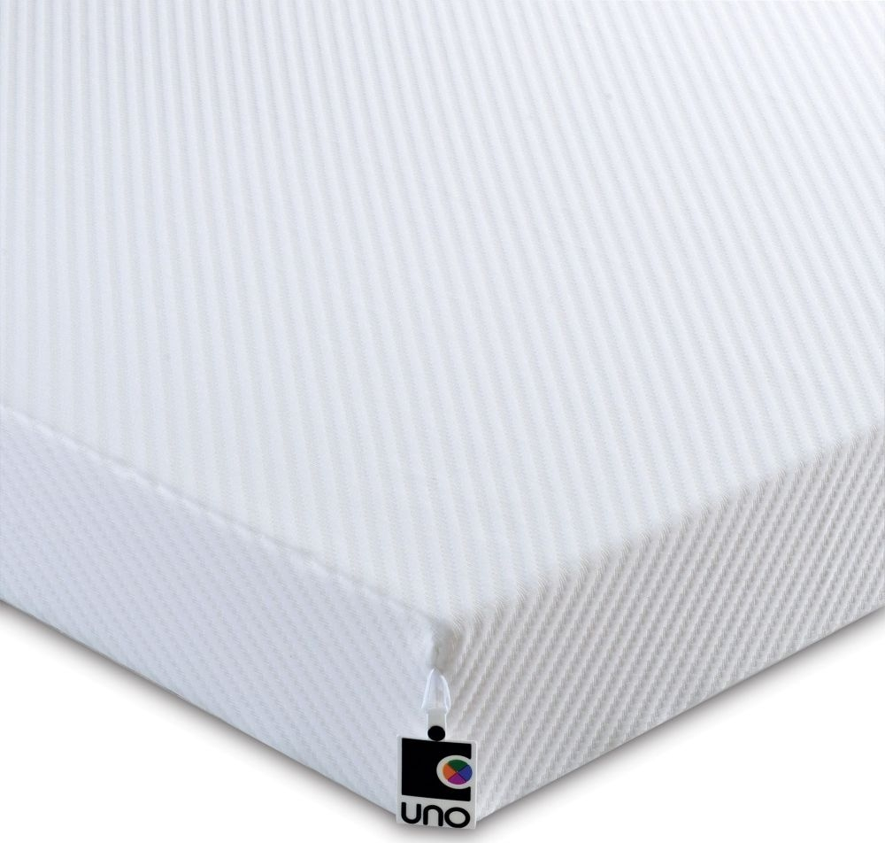 Breasley UNO Junior 14cm Deep Mattress with Fresche Technology - 2ft 6in Small Single