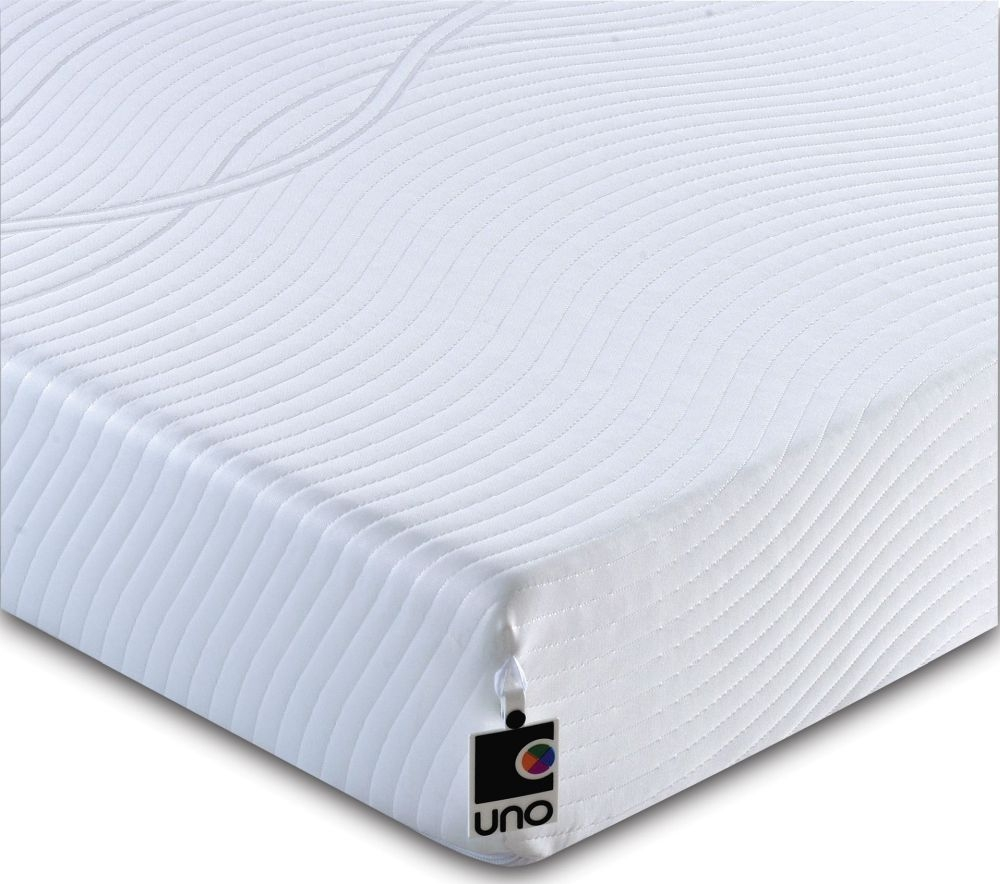 Breasley UNO Revive 16cm Deep Mattress with Adaptive and Fresche Technology - 2ft 6in Small Single