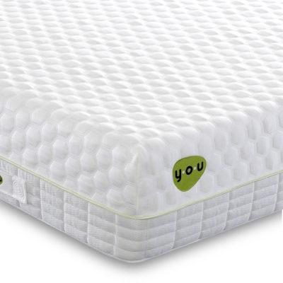 Breasley YOU Perfect Number 2 Mattress - 3ft Single