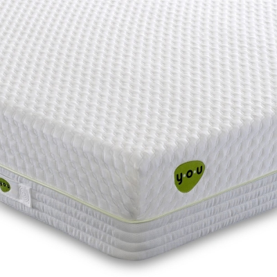 Breasley YOU Perfect Number 4 Mattress - 3ft Single