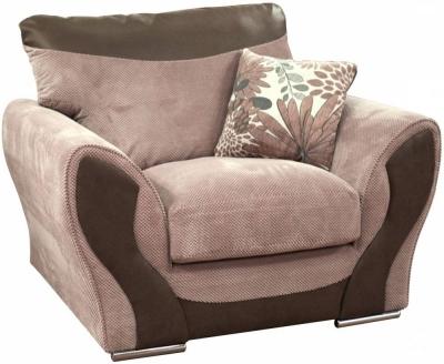 Buoyant Alex Fabric Armchair