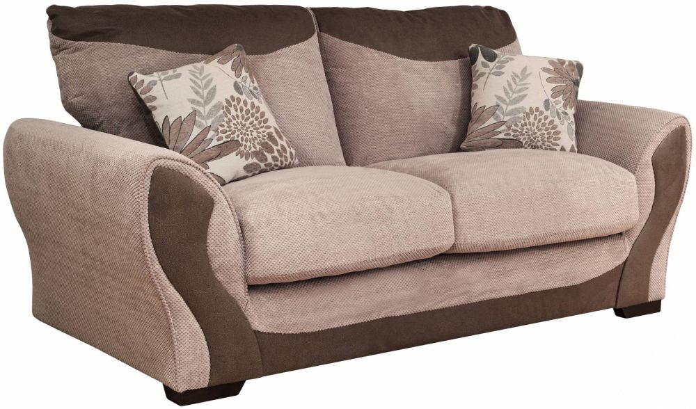 Buoyant Alex 2 Seater Fabric Sofa