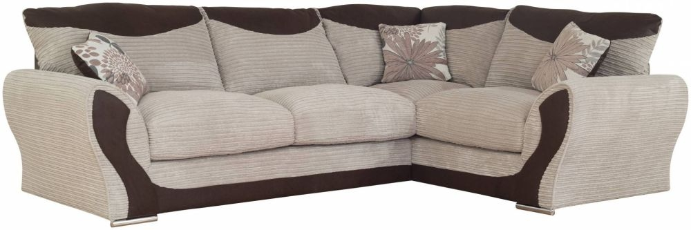 Buoyant Alex Fabric Corner Sofa