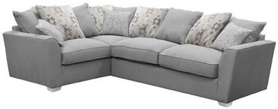Buoyant Arcadia Fabric Corner Sofa