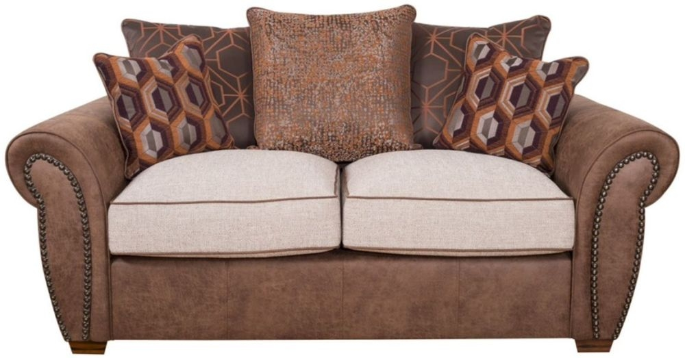 Buoyant Aston 2 Seater Fabric Sofa