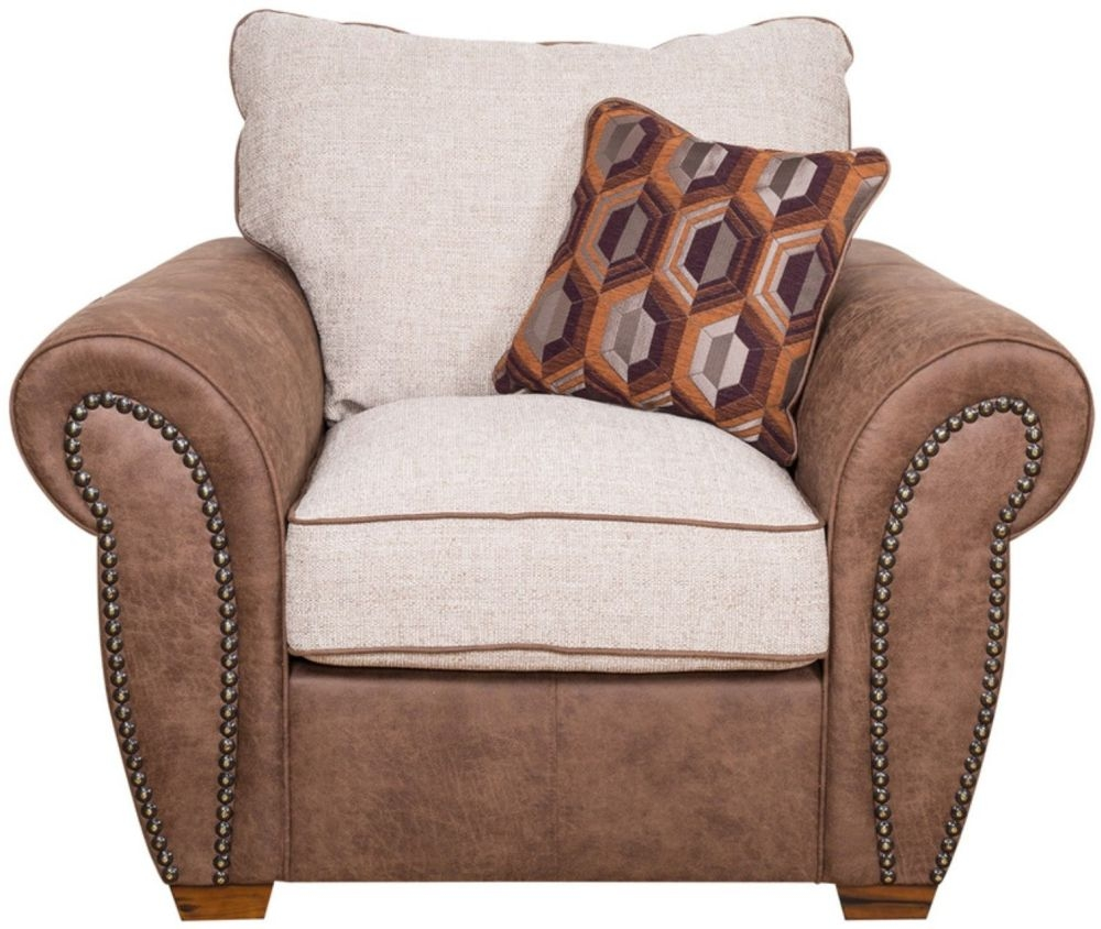 Buoyant Aston Fabric Armchair
