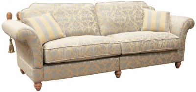 Buoyant Aylesbury 4 Seater Fabric Sofa