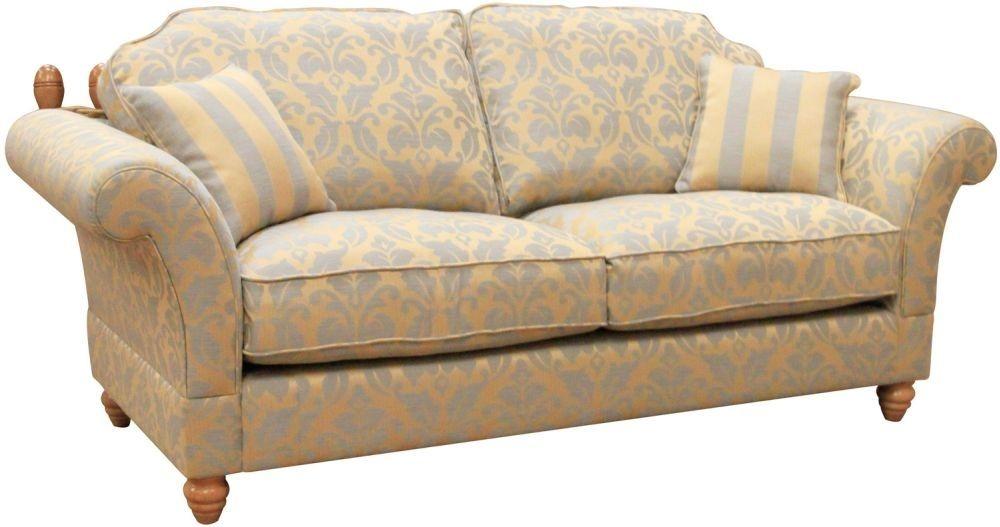 Buoyant Aylesbury 3 Seater Fabric Sofa