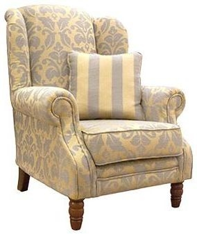 Buoyant Aylesbury Fabric Wing Chair