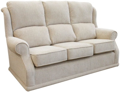Buoyant Balmoral 3 Seater Fabric Sofa