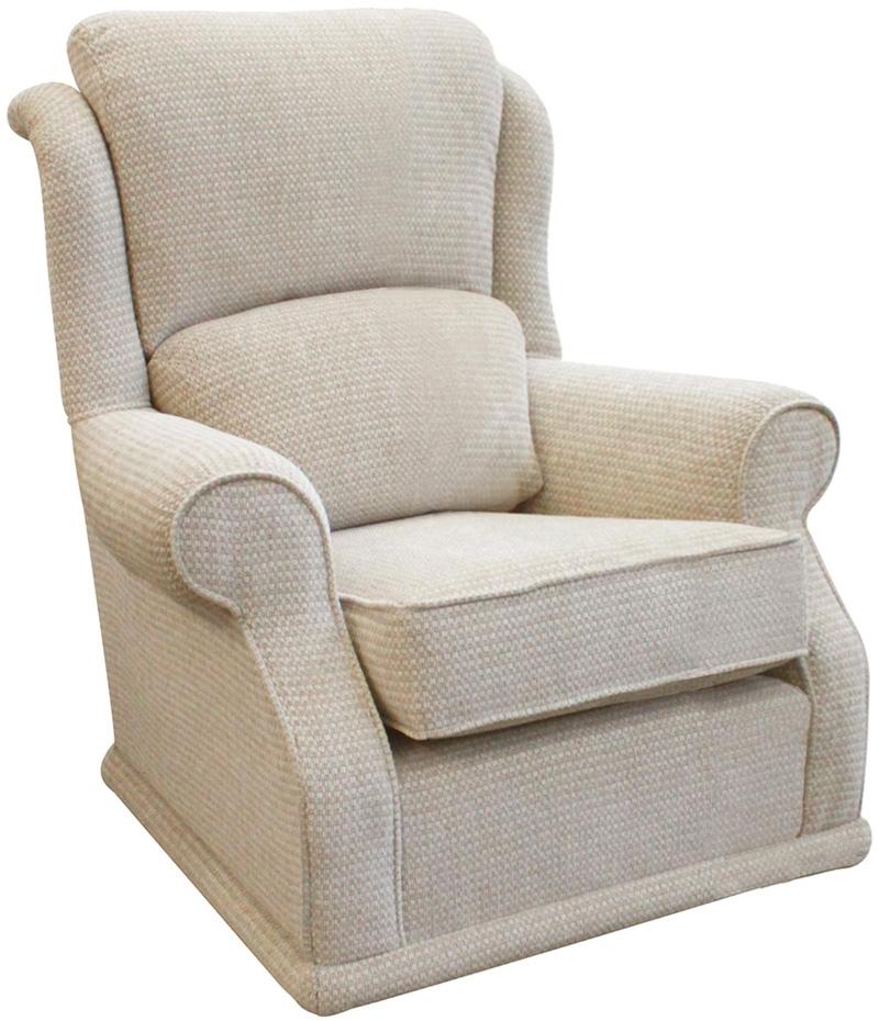 Buoyant Balmoral Fabric Armchair