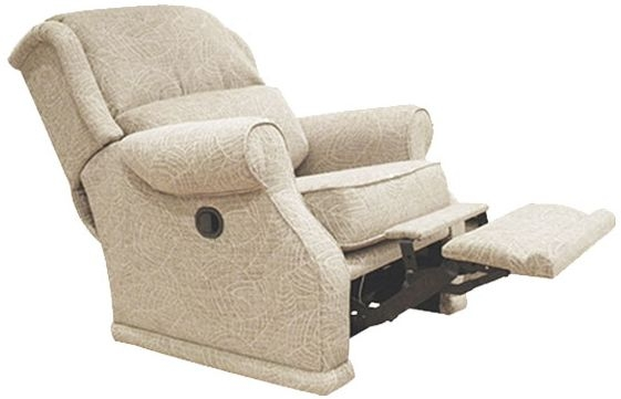 Buoyant Balmoral Fabric Recliner Chair