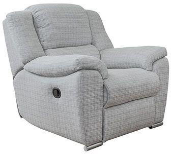buy buoyant blake fabric recliner chair online cfs uk