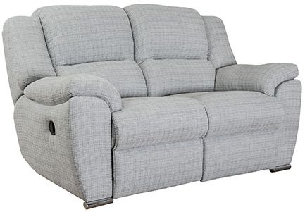 Buoyant Blake 2 Seater Fabric Recliner Sofa