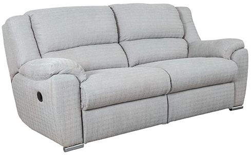 Buoyant Blake 3 Seater Fabric Recliner Sofa