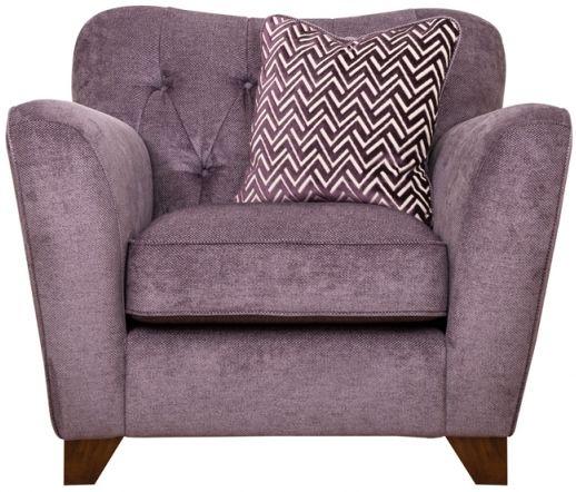 Buoyant Bronte Fabric Armchair