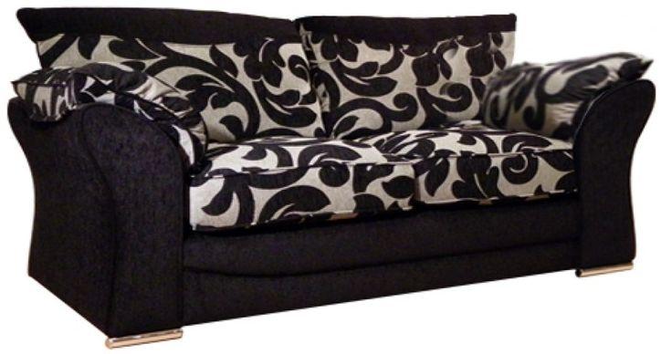 Buoyant Cadiz 3 Seater Fabric Sofa