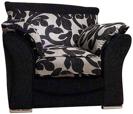 Buoyant Cadiz Fabric Armchair