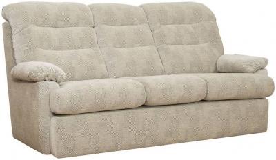 Buoyant Camden 3 Seater Fabric Sofa