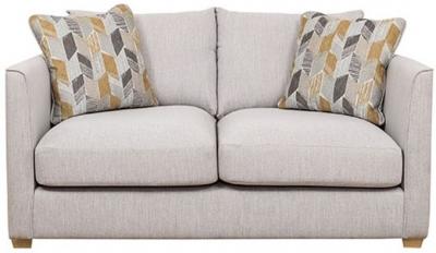 Buoyant Carter 2 Seater Fabric Sofa