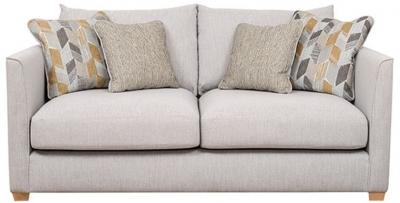 Buoyant Carter 3 Seater Fabric Sofa