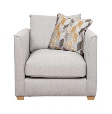 Buoyant Carter Fabric Armchair
