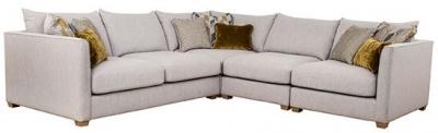 Buoyant Carter Fabric Corner Sofa