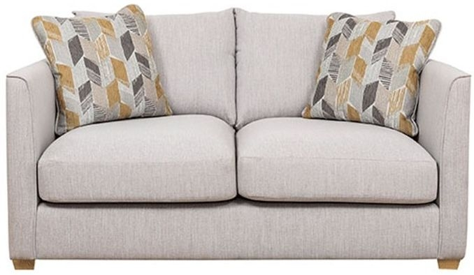 Buoyant Carter 2 Seater Fabric Sofa