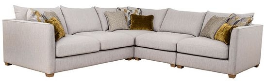 Buoyant Carter Fabric Corner Sofa