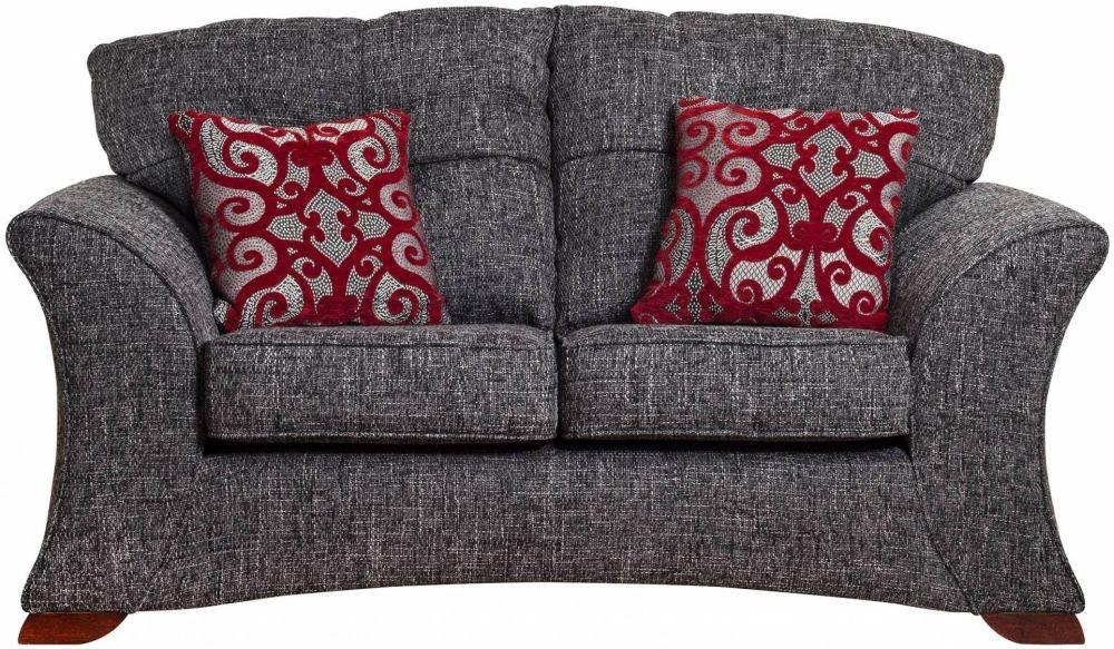 Buoyant Casey 2 Seater Fabric Sofa