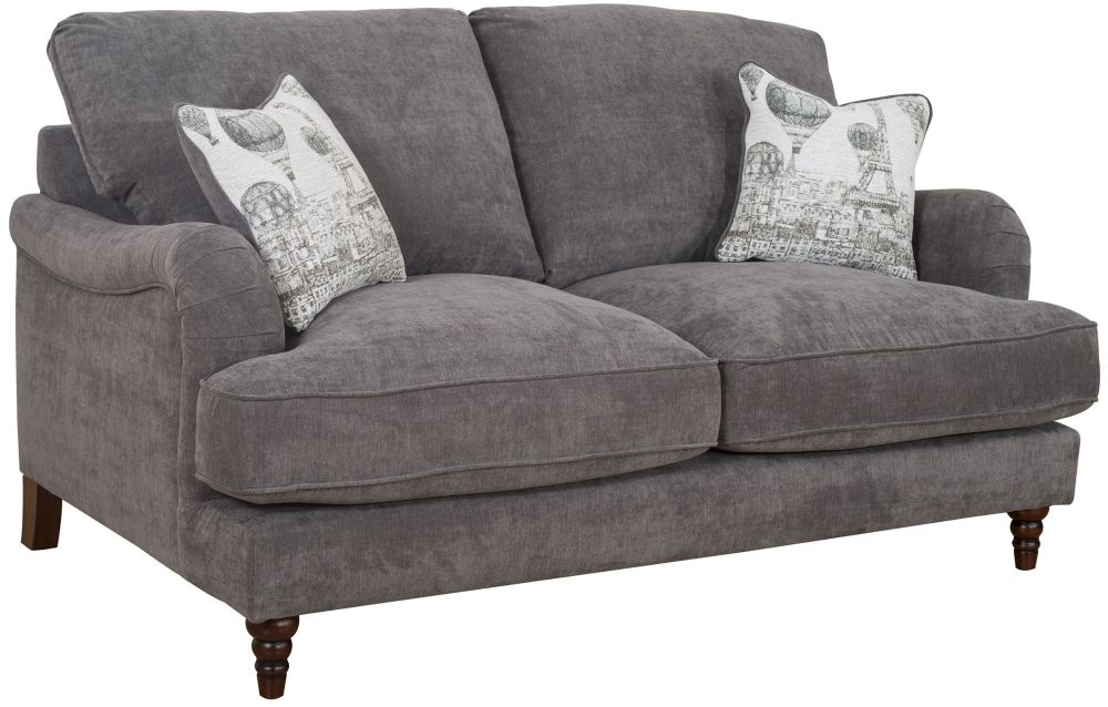 Buoyant Charleston 2 Seater Fabric Sofa