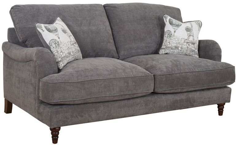 Buoyant Charleston 3 Seater Fabric Sofa