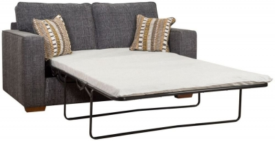 Buoyant Chicago Fabric 2 Seater Sofa Bed