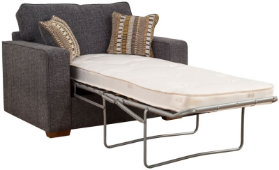Buoyant Chicago Fabric Chair Bed